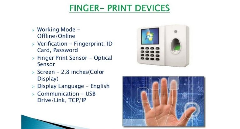 Affordable Biometric Attendance Machine Now In India