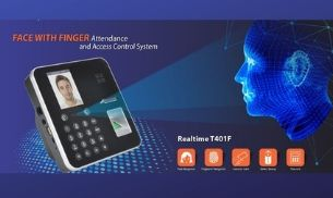 Affordable Biometric Attendance Machine Now In India | Realtime